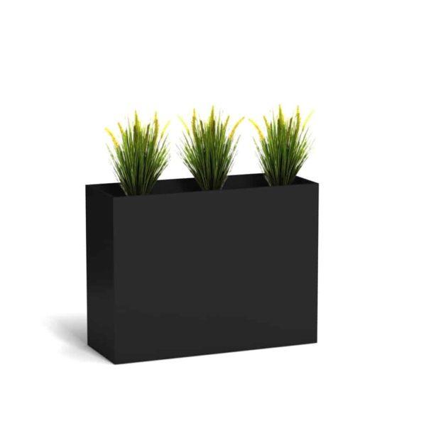 vabo raumteiler planters cube graphit