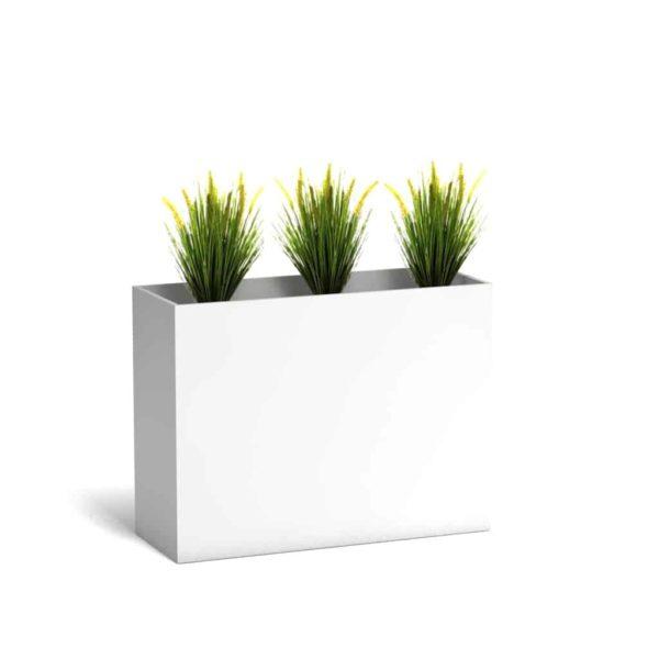 vabo raumteiler planters cube weiß