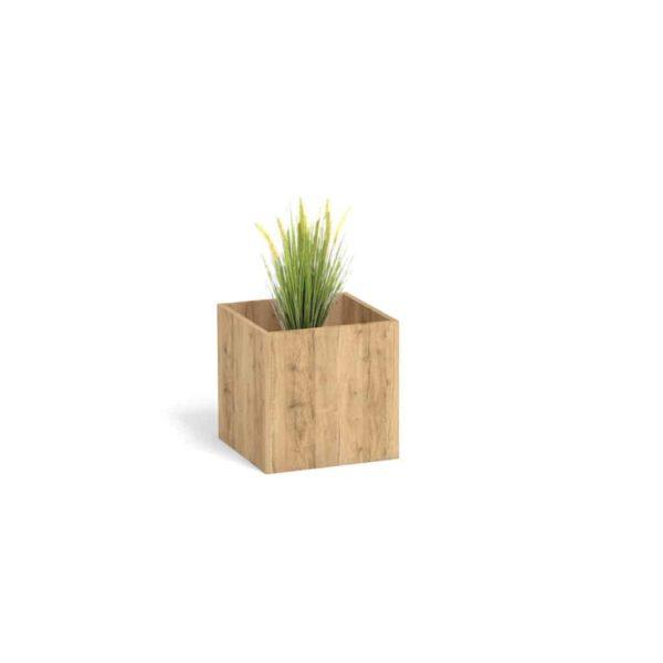 vabo raumteiler planters cube eiche