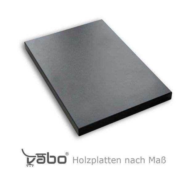 holzplatte nach maß graphit