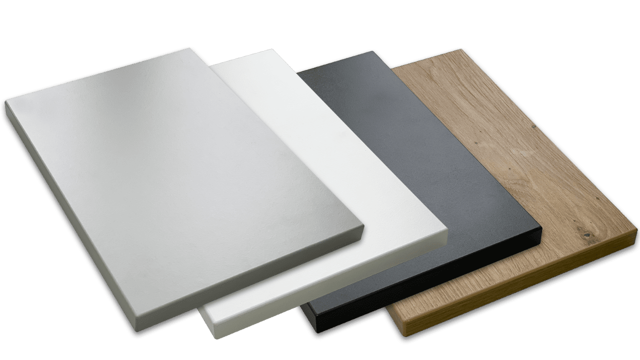 Holzplatte auf Maß