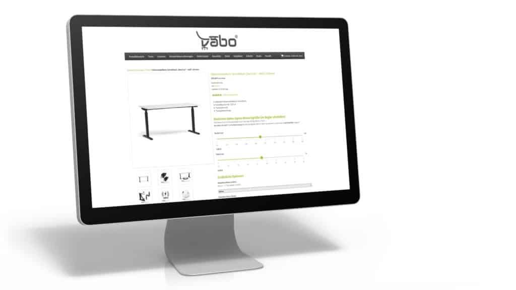 Vabo shopping site