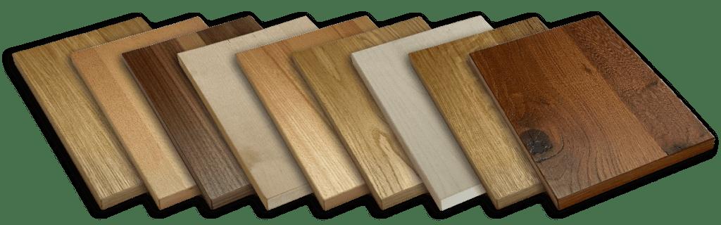 Echtholzplatten nach Maß